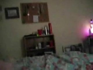 Young Hot Big TittedAmateur BrunetteTeen Masterbating On Her Bed