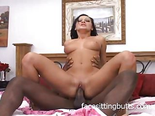 Anal mommy loves to fuck black guys