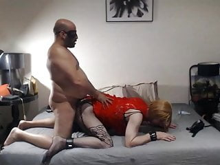 crossdresser slave bdsm bitch hooker dressageanal