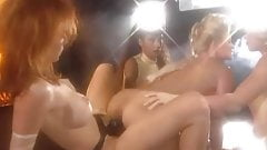 Wonderful Katja shaved, washed and fucked by top models