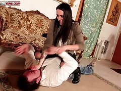 The Realtor Ep 2 Only Smother Part - Femdom