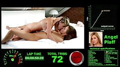 How long does it take her to cum - ANGEL