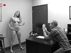 Pornstar Courtney Cummz Gets Casted - POV's Thumb