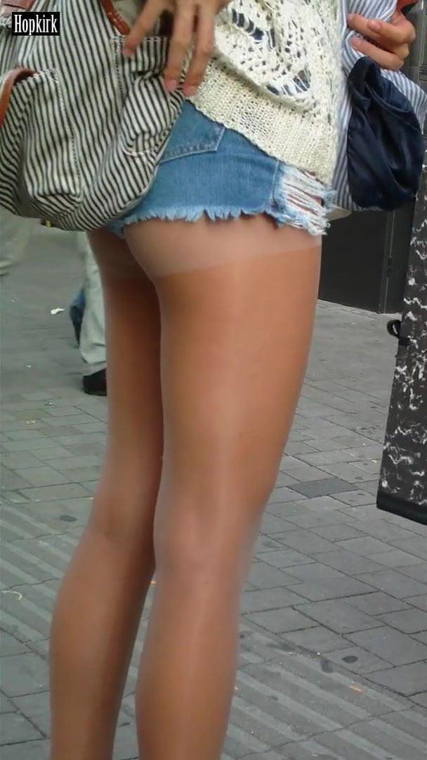 Hotpants Pantyhose
