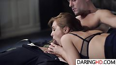 Fucking hot brunette babe Dominica Phoenix