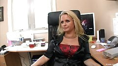 SEXY MATURE BOSS