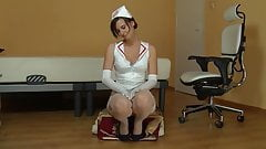 Facesitting Nurse