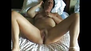 My wife and me fucking