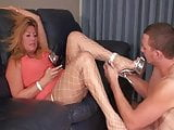 Step-mom and her cuckold