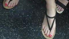 Wonderful Feet Cute Teen