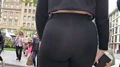 Teen fat ass spandex