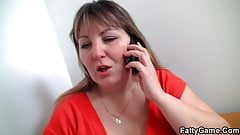 Big tits blonde bbw seduces psychologist