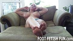 I need a slave boy to worship my feet