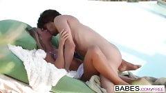Nicole Aniston Xander Corvus - Poolside Story - Babes