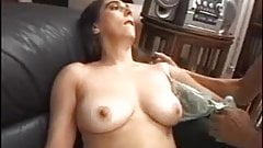 Hairy mature sucking and fucking