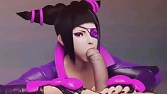 Juri sex fighter