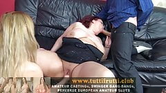 Hot Euro BBW Sandy fisted
