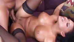 Spanish Beauty Sucks Cock And Gets Fucked Raw Here