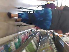 Fat jiggly booty white bbw leggings