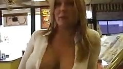 With you older women flashing tits in public safe
