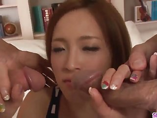Ena Ouka gets older man to deep fuc - More at Slurpjp.com