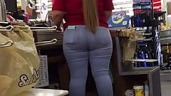 PAWG Cashier Super Thick