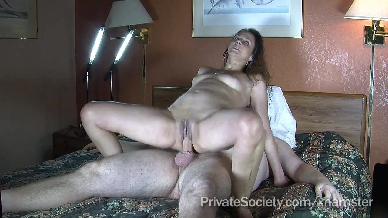 They fuck Latina girl and shoot amateur porn