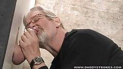 Working His Tongue Magic