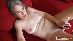 USAwives Compilation of Matures Solos with Sextoys