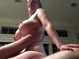 Sexy Big Tits Riding Dick