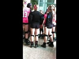SEXYS asses SEXYS bodys on volleyball:-<d>