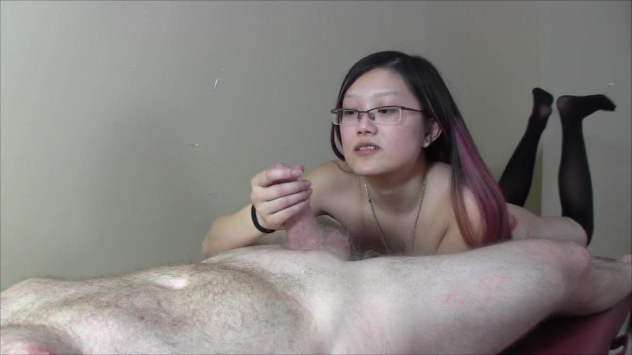Porn asian videos handjob