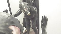 anondesire rubber and gas mask fucking & golden showers