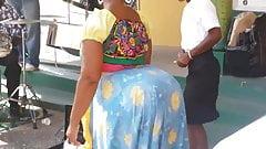 Meanwhile n Ghana