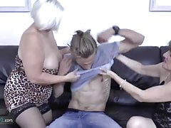 AgedLovE Mature Blonde Lacey Starr Hardcore Fuck