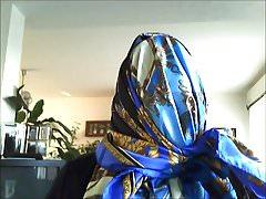 Head scarfed