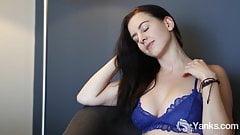 Yanks Tindra Satisfies her Beautiful Pussy