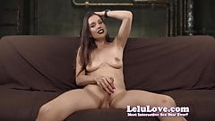 Lelu Love Bratty Nerdy Foot Boy Joi Mobile Porno