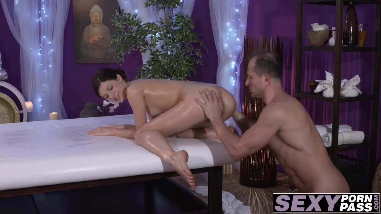 Porno eating boobs