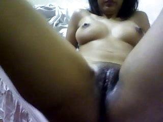 Indian Muslim Girl Having An Orgasm