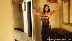 Brunette Goddess Being Naked