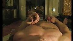Cumming on my belly