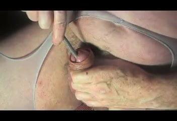 transvestite sissy lingerie sounding urethral 28
