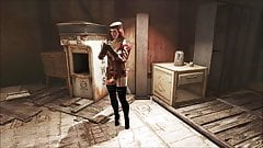 Fallout 4 Elie and Piper.mp4