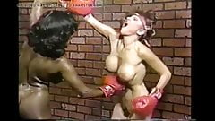 Interracial Boxing Beat Down 1's Thumb