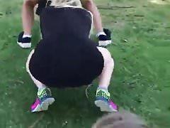 jugando a saltar