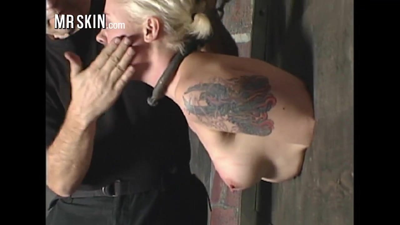 Angel Boris Nude celebs get naked and tied up for bdsm