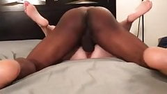 Hotwife being bred by a BBC
