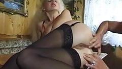 MILF hot anal