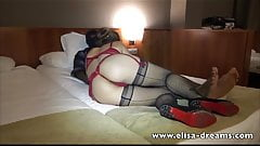 Hotwife gets fucked in all her holes by a BBC